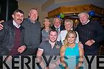 HOME: Tara McElligott Sanfranciso who celebrated her 21st in McElligott's Bar, Ardfert on Saturday night with her family and friends. Front l-r: Tim Farrell (boyfriend) and Tara McElligott (birthday lady). Back l-r: Paddy Goggin,Eddie McElligott, Catherine Goggin, Declan Ryan, Maureen Ryan and P.B MCelligott.