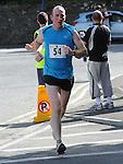 Drogheda man Ollie McHugh running in the Ardee 10k run at the Turfman festival. Photo: Colin Bell/pressphotos.ie