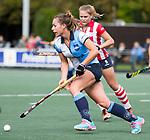 AMSTELVEEN - Charlotte Adegeest (Hurley)  Hoofdklasse competitie dames, Hurley-HDM (2-0) . FOTO KOEN SUYK