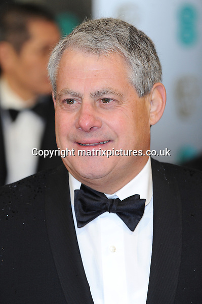 NON EXCLUSIVE PICTURE: PAUL TREADWAY / MATRIXPICTURES.CO.UK.PLEASE CREDIT ALL USES..WORLD RIGHTS..British theatrical producer Sir Cameron Mackintosh attending the 2013 EE British Academy Film Awards, at London's Royal Opera House...FEBRUARY 10th 2013..REF: PTY 13945