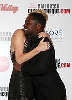 BEVERLY HILLS, CA - NOVEMBER 8: Charlize Theron, David Oyelowo, 33rd American Cinematheque Award Presentation Honoring Charlize Theron at The Beverly Hilton Hotel in Beverly Hills, California on November 8, 2019. Credit Faye Sadou/MediaPunch