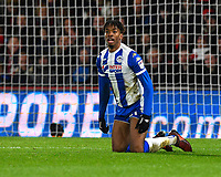 Ivan Toney of Wigan Athletic can't believe a penalty has not been given after appearing to be fouled by Adam Smith of AFC Bournemouth during AFC Bournemouth vs Wigan Athletic, Emirates FA Cup Football at the Vitality Stadium on 6th January 2018