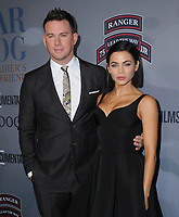 06 November  2017 - Los Angeles, California - Channing Tatum, Jenna Dewan Tatum. &quot;War Dog: A Soldier's Best Friend&quot; Los Angeles premiere held at Director's Guild of America in Los Angeles. <br /> CAP/ADM/BT<br /> &copy;BT/ADM/Capital Pictures