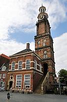 Wijnhuistoren bij de Zaadmarkt in Zutphen