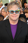 "SIR ELTON JOHN. World Premiere of Touchstone Pictures' ""Gnomeo & Juliet"" at the El Capitan Theatre. Los Angeles, CA, USA. January 23, 2011. ©CelphImage"