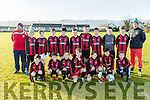 U12 Park B -  Park B v Killarney Celtic B at Christy Leahy Park on Saturday