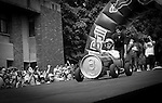 Competitors in action during the Red Bull Soapbox Taiwan on 29 September 2013 in Taipei, Taiwan. Photo by Kenji Haruta / The Power of Sport Images
