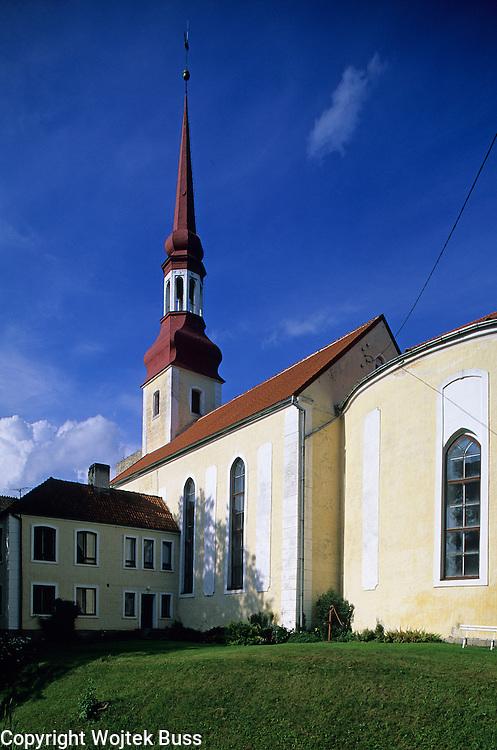 Estonia,Poltsomaa,Church