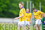 Noel Kennelly Austin Stacks in action against  Feale Rangers in the County Championship in Listowel on Sunday