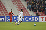 Saudi Arabia vs Thailand during the AFC U23 Championship 2016 Group B match on January 13, 2016 at the Grand Hamad Stadium in Doha, Qatar. Photo by Fadi Al-Assaad / Lagardère Sports