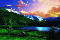 SAN GORGONIO'S DRY LAKE