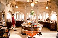 Lake Palace, Udaipur, Rajasthan, Northern India, India