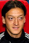 Nederland, Amsterdam, 3 oktober  2012.Seizoen 2012-2013.Champions League.Ajax_Real Madrid.Mesut Ozil van Real Madrid