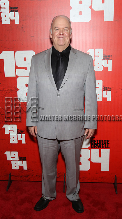 Wayne Duvall attends the Broadway Opening Night Party for George Orwell's '1984' at The Lighthouse Pier 61 on June 22, 2017 in New York City.