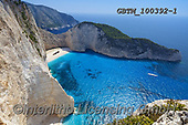 Tom Mackie, LANDSCAPES, LANDSCHAFTEN, PAISAJES, photos,+Shipwreck Bay, Zante (Zakynthos), Ionian Islands, Greece,Europe, Ionian Islands, Zante (Zakynthos), bay, blue, cliff, cliffs,+cliffside, coast, coastal, coastline, coastlines, horizontal, horizontals, mediterranean, mountain environment, oceanic envi+ronment, shipwreck, turquiose++,GBTM100392-1,#l#, EVERYDAY