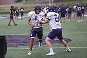 Fayetteville High Football Practices 8/2/17