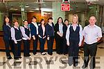 Listowel Credit Union: Staff of the Listowel Credit Union. L-R : Jackie Foran, Siobhan Fealey, Denise Shine, Geraldine Flavin, Suzanne Murphy, Anne Carey, Liz Horgan, Martina McElligott, Joanne Maloney & Denis Dillane, Manager.