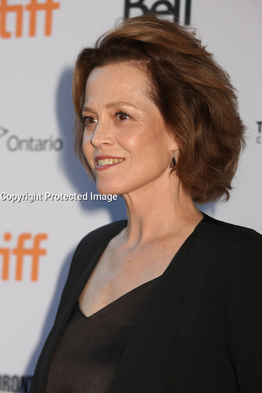 SIGOURNEY WEAVER - RED CARPET OF THE FILM '(RE) ASSIGNMENT' - 41ST TORONTO INTERNATIONAL FILM FESTIVAL 2016 , 14/09/2016. # FESTIVAL INTERNATIONAL DU FILM DE TORONTO 2016 - RED CARPET '(RE)ASSIGNMENT'
