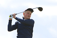 Sean Calvert (Ballykisteen) on the 10th tee during the Final round in the Connacht U16 Boys Open 2018 at the Gort Golf Club, Gort, Galway, Ireland on Wednesday 8th August 2018.<br /> Picture: Thos Caffrey / Golffile
