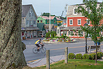 Dock Square shops in Kennebunkport, Maine, USA