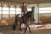 Melodie Zarzeczny, Sebby, Sebastian, Margie Gayford Clinic, Skyland Stables, Horse