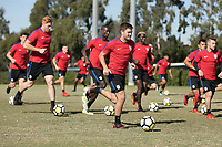 USMNT Training, January 26, 2018
