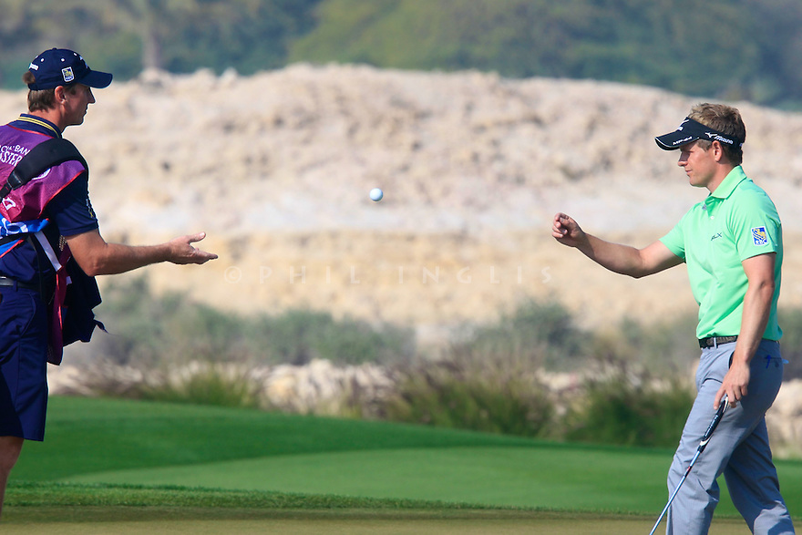 Luke Donald (ENG) Commercial Bank Qatar Masters 2014 (Picture Credit / Phil Inglis)