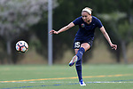 CHARLOTTE, NC - MARCH 25: Courage's Jaelene Hinkle. The NWSL's North Carolina Courage played their first preseason game against the University of Tennessee Volunteers on March 25, 2017, at Queens University of Charlotte Sports Complex in Charlotte, NC. The Courage won the match 3-0.
