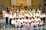 The Senior and Junior kerry Choral Union performed their 'Salute to Spring' at St. Brendan's Church Tralee on Sunday