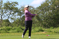 Maeve Cummins (Lurgan) on the 12th tee during Round 4 of the Ulster Stroke Play Championship at Galgorm Castle Golf Club, Ballymena, Northern Ireland. 28/05/19<br /> <br /> Picture: Thos Caffrey / Golffile<br /> <br /> All photos usage must carry mandatory copyright credit (© Golffile | Thos Caffrey)