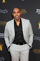 LOS ANGELES - MAR 16:  Jason George at the 39th College Television Awards at the Television Academy on March 16, 2019 in North Hollywood, CA