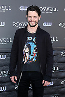 "WEST HOLLYWOOD, CA - JANUARY 10:  Nathan Parsons at the ""Roswell, New Mexico"" Experience at the 8801 Sunset Blvd on January 10, 2019 in West Hollywood, CA Credit: David Edwards/MediaPunch"