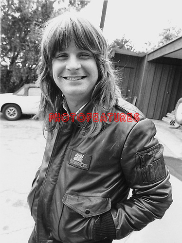 Ozzy Osbourne..© Chris Walter..
