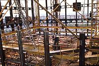 Issy Les Moulineaux;  Val de Seine; Construction de la Tour EDF