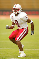 Grant Mason during the Spring Game on April 26, 2003 at Stanford Stadium.<br />