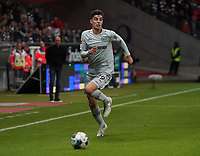 Kai Havertz (Bayer Leverkusen) - 18.10.2019: Eintracht Frankfurt vs. Bayer 04 Leverkusen, Commerzbank Arena, <br /> DISCLAIMER: DFL regulations prohibit any use of photographs as image sequences and/or quasi-video.