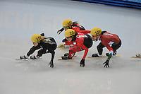 OLYMPICS: SOCHI: Iceberg Skating Palace, 15-02-2014, Short Track, ©photo Martin de Jong