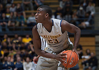 Jabari Bird of California in action during the game against Washington at Haas Pavilion in Berkeley, California on January 15th 2014.  California defeated Washington, 82-56.