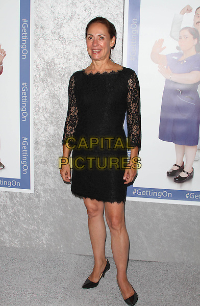28 October 2014 - Hollywood, California - Laurie Metcalf. HBO's comedy Series &quot;Getting On&quot; Season 2 Los Angeles Premiere held at Avalon Hollywood.  <br /> CAP/ADM<br /> &copy;AdMedia/Capital Pictures
