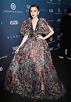 LOS ANGELES, CA - JANUARY 05: Lily Collins attends Michael Muller's HEAVEN, presented by The Art of Elysium at a private venue on January 5, 2019 in Los Angeles, California.<br /> CAP/ROT/TM<br /> &copy;TM/ROT/Capital Pictures