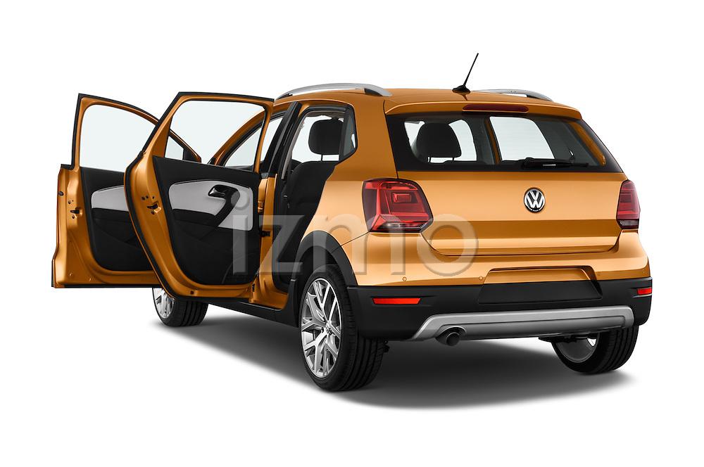 Car images of a 2015 Volkswagen Polo Cross 5 Door Hatchback 2WD Doors