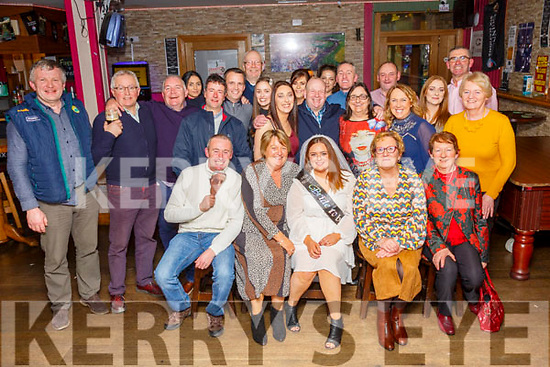 Hen Party: Kathlyn Roche, Ardfert on her hen party at Christy's Bar, Listowel on Saturday night last.