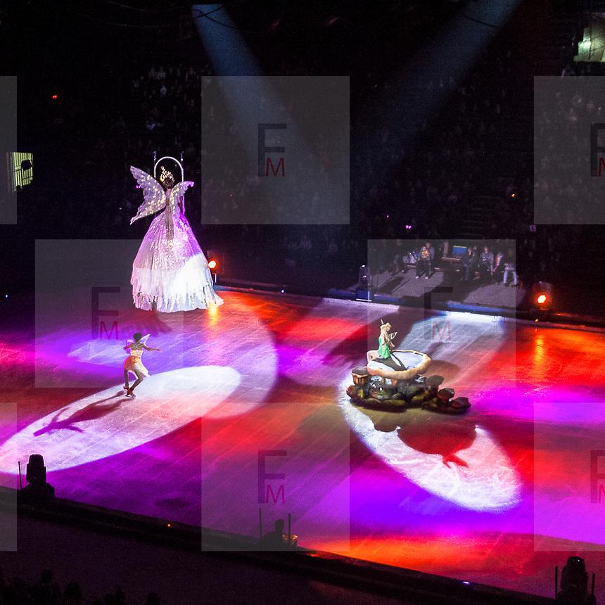 Lo spettacolo Disney on Ice edizione 2013<br /> FOTO IN BASSA RISOLUZIONE<br /> AUTORIZZAZIONE NECESSARIA PRIMA DI QUALSIASI UTILIZZO<br /> <br /> Disney On Ice Show 2013 edition<br /> PICTURE IN LOW RESOLUTION<br /> CLEARANCE REQUIRED BEFORE ANY USAGE