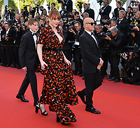 "CANNES, FRANCE. May 16, 2019: Bryce Dallas Howard at the gala premiere for ""Rocketman"" at the Festival de Cannes.<br /> Picture: Paul Smith / Featureflash"