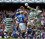 Fraser Forster under pressure