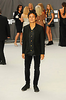 LONDON, ENGLAND - SEPTEMBER 12: Jamie Cullum attending the World Premiere of 'King Of Thieves' at Vue West End, Leicester Square on September 12, 2018 in London, England.<br /> CAP/MAR<br /> &copy;MAR/Capital Pictures
