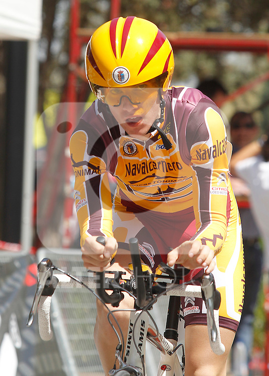 19 Carlos Garcia Navalcarnero Tonimar cri junior. (ALTERPHOTOS/ACERO)