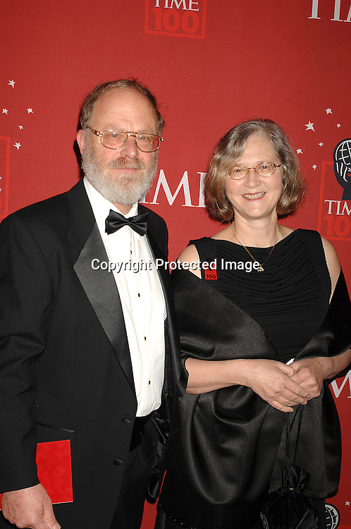 Elizabeth Blackburn and guest..arriving at The Time's 100 Most Influential People in the world on May 8, 2007 at Jazz at Lincoln Center atThe Time Warner Center in New York City. ..Robin Platzer, Twin Images......212-935-0770