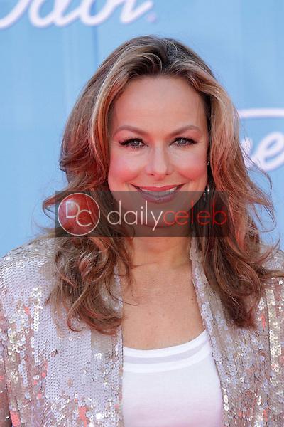 Melora Hardin<br /> at the &quot;American Idol&quot; 2012 Finale, Nokia Theatre, Los Angeles, CA 05-23-12<br /> David Edwards/DailyCeleb.com 818-249-4998