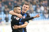 02.11.2014: FSV Frankfurt vs. FC Erzgebirge Aue